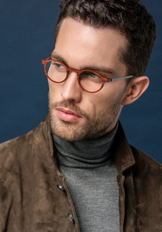 6d58619dfded Every element of your frames is custom made to Lindberg s exacting  specifications